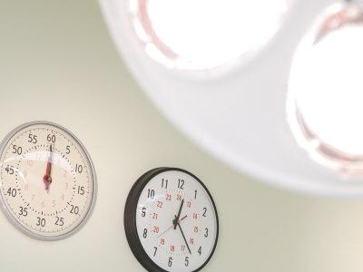 ¿Importa el tiempo de operación?