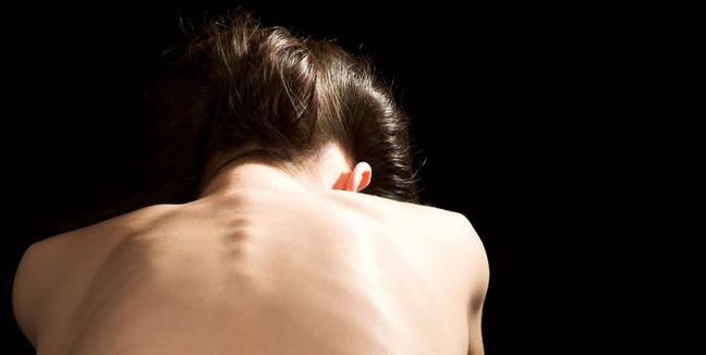 Dolor de espalda en la mujer