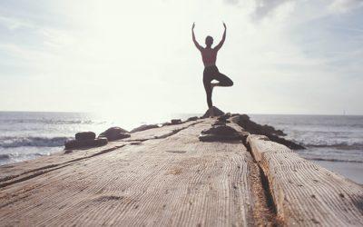 Yoga y espalda: la respiración completa